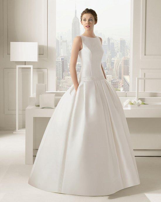 Коллекция свадебных платьев Rosa Clara 2015 фото №109