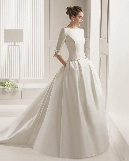 Коллекция свадебных платьев Rosa Clara 2015 фото №110