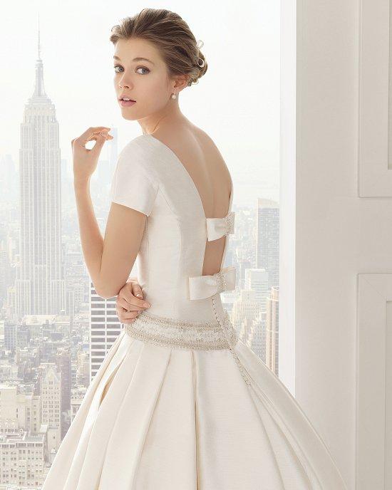 Коллекция свадебных платьев Rosa Clara 2015 фото №115
