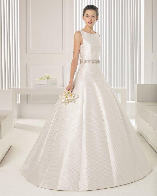 Коллекция свадебных платьев Rosa Clara 2015 фото №116