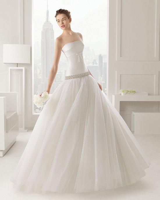 Коллекция свадебных платьев Rosa Clara 2015 фото №118