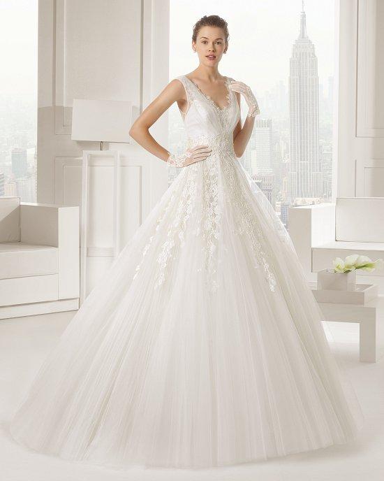 Коллекция свадебных платьев Rosa Clara 2015 фото №122