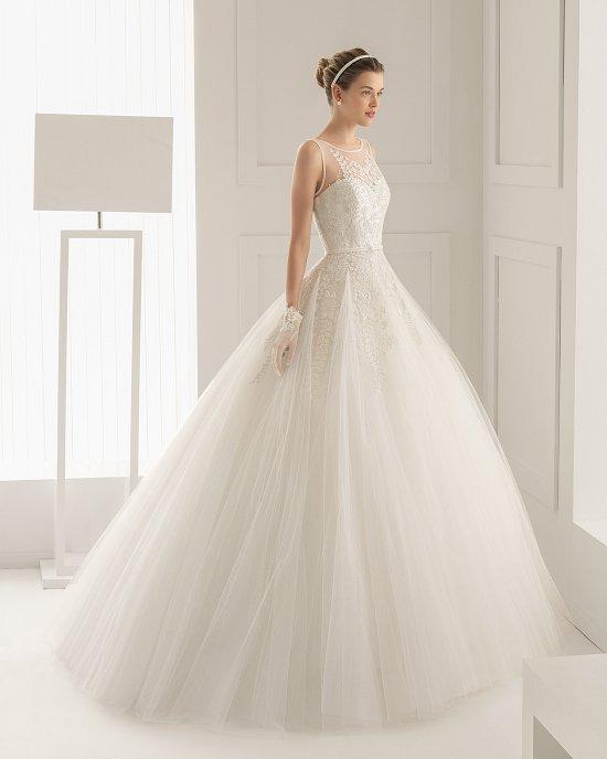 Коллекция свадебных платьев Rosa Clara 2015 фото №123