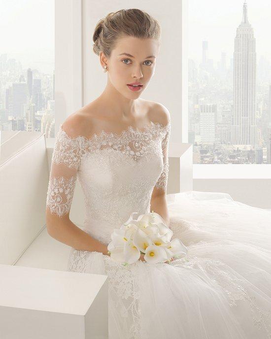 Коллекция свадебных платьев Rosa Clara 2015 фото №124