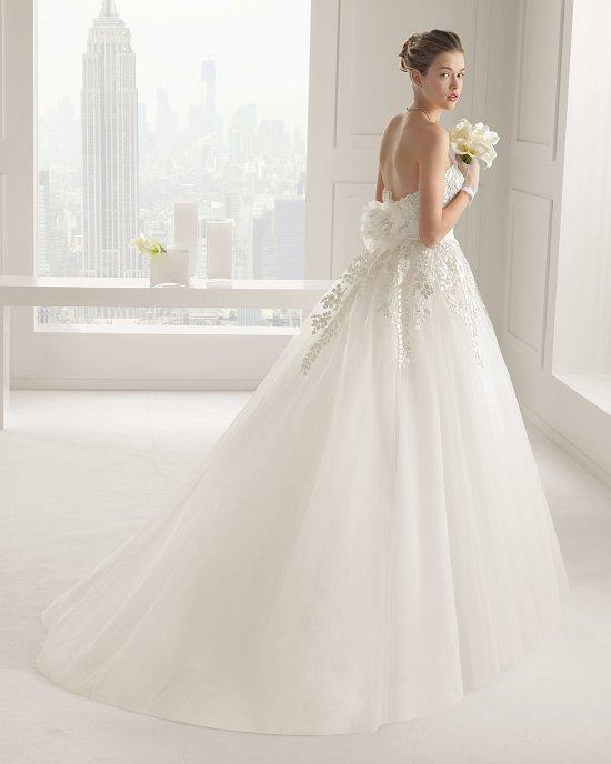Коллекция свадебных платьев Rosa Clara 2015 фото №126