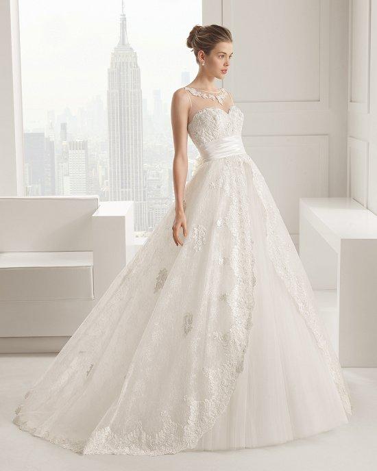 Коллекция свадебных платьев Rosa Clara 2015 фото №127