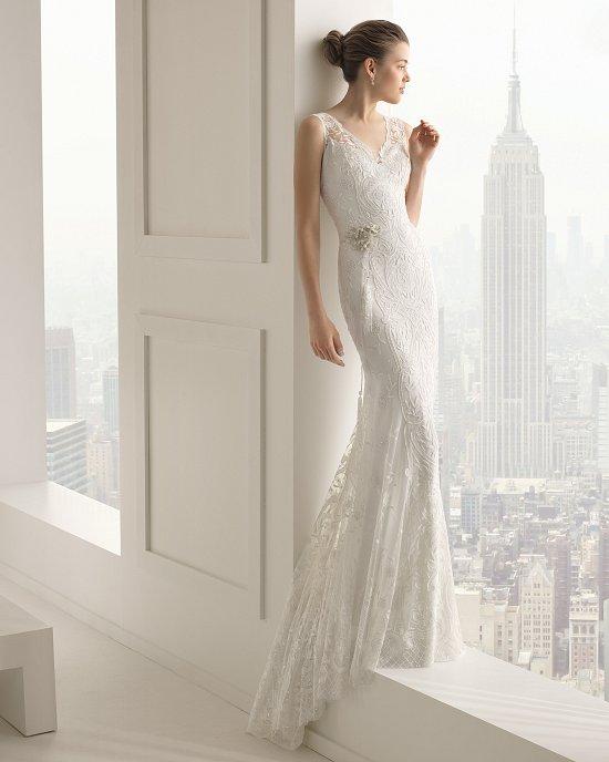 Коллекция свадебных платьев Rosa Clara 2015 фото №131