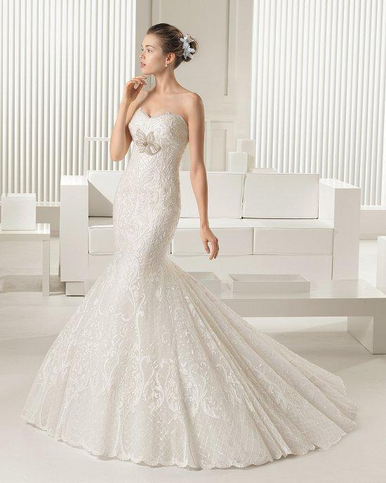 Коллекция свадебных платьев Rosa Clara 2015 фото №132