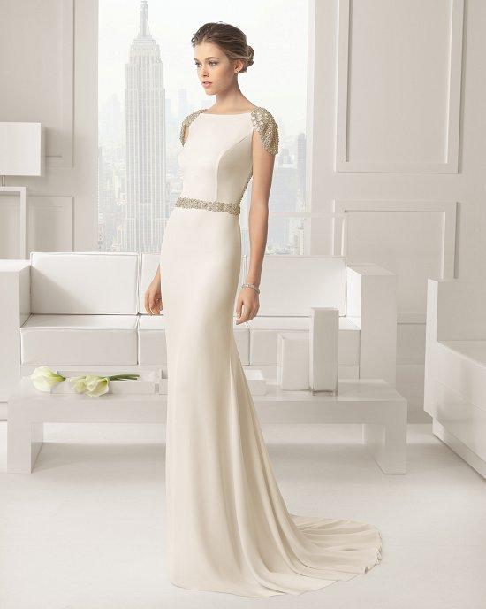 Коллекция свадебных платьев Rosa Clara 2015 фото №1