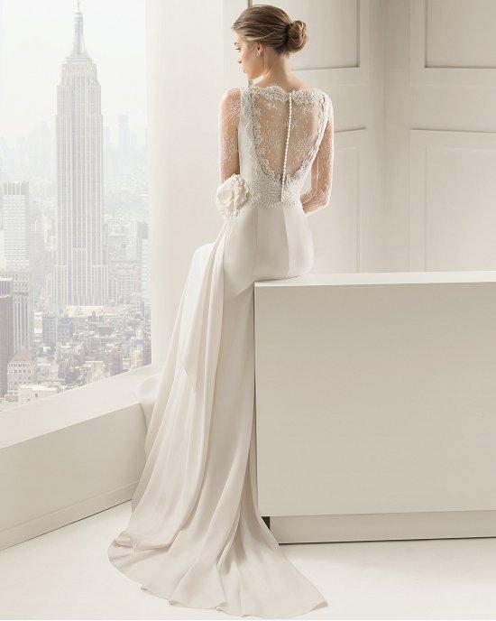 Коллекция свадебных платьев Rosa Clara 2015 фото №4