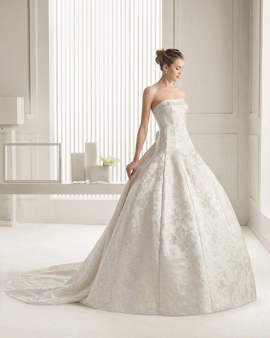 Коллекция свадебных платьев Rosa Clara 2015 фото №9