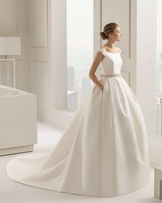 Коллекция свадебных платьев Rosa Clara 2015 фото №17