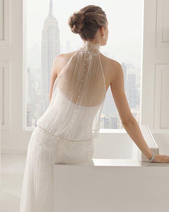 Коллекция свадебных платьев Rosa Clara 2015 фото №20
