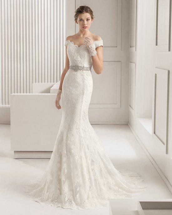 Коллекция свадебных платьев Rosa Clara 2015 фото №23