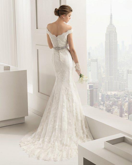 Коллекция свадебных платьев Rosa Clara 2015 фото №24