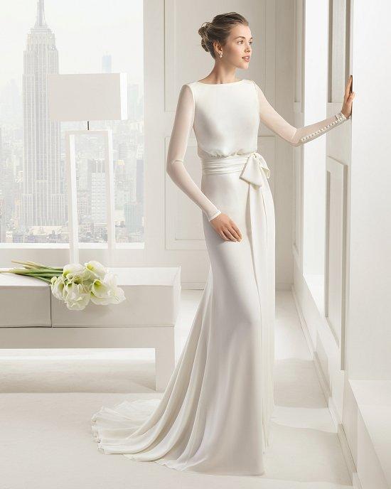Коллекция свадебных платьев Rosa Clara 2015 фото №29
