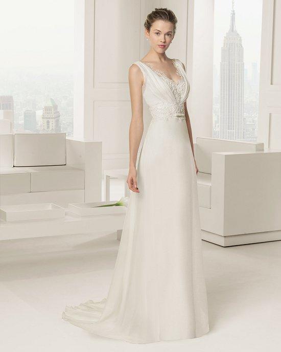 Коллекция свадебных платьев Rosa Clara 2015 фото №38