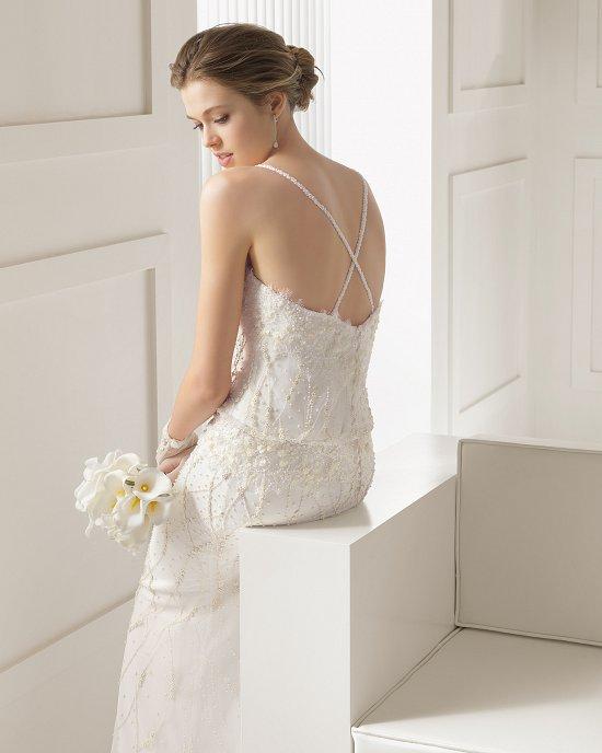 Коллекция свадебных платьев Rosa Clara 2015 фото №42