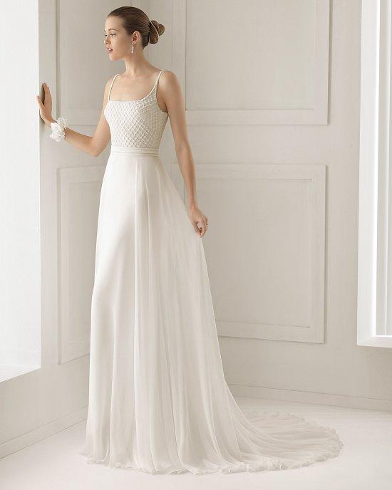 Коллекция свадебных платьев Rosa Clara 2015 фото №49