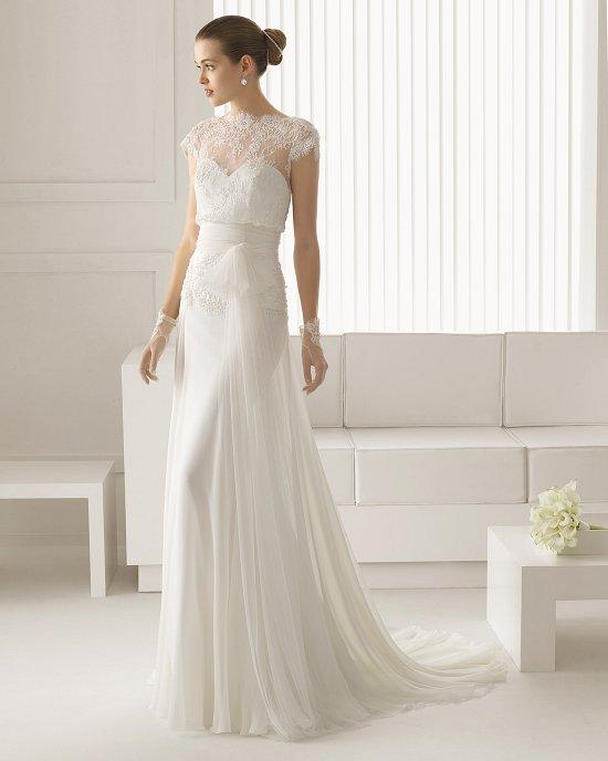 Коллекция свадебных платьев Rosa Clara 2015 фото №54