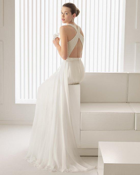 Коллекция свадебных платьев Rosa Clara 2015 фото №51