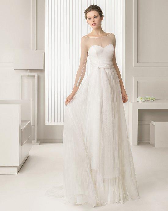 Коллекция свадебных платьев Rosa Clara 2015 фото №60