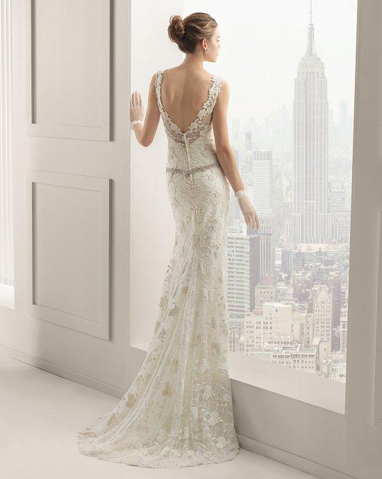 Коллекция свадебных платьев Rosa Clara 2015 фото №67