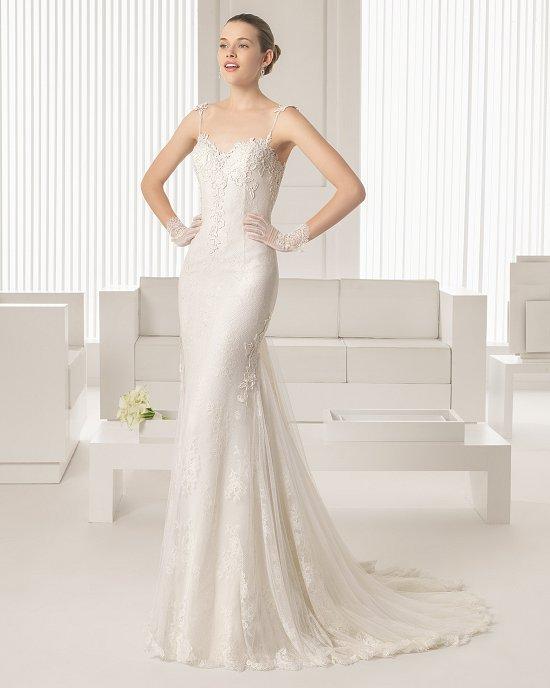Коллекция свадебных платьев Rosa Clara 2015 фото №68