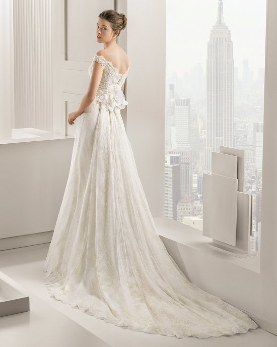 Коллекция свадебных платьев Rosa Clara 2015 фото №77