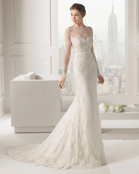 Коллекция свадебных платьев Rosa Clara 2015 фото №73