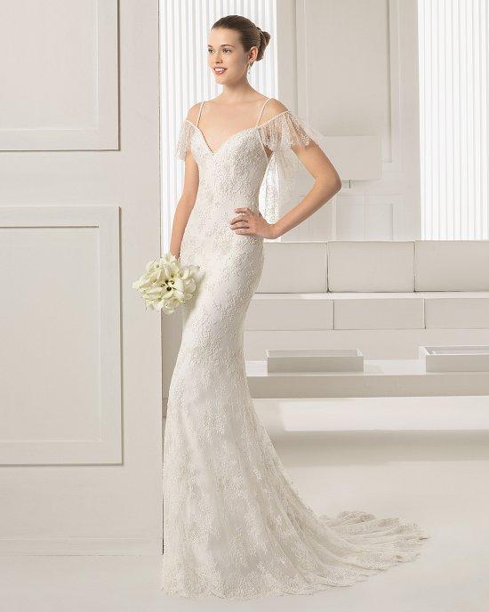 Коллекция свадебных платьев Rosa Clara 2015 фото №71