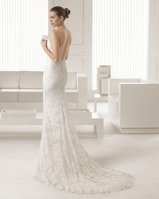 Коллекция свадебных платьев Rosa Clara 2015 фото №75