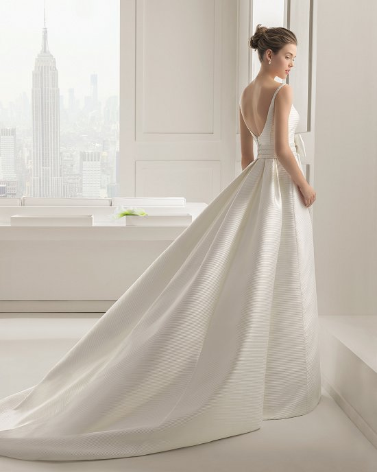 Коллекция свадебных платьев Rosa Clara 2015 фото №88