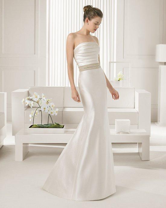 Коллекция свадебных платьев Rosa Clara 2015 фото №81