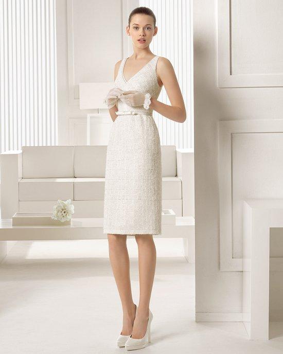 Коллекция свадебных платьев Rosa Clara 2015 фото №92