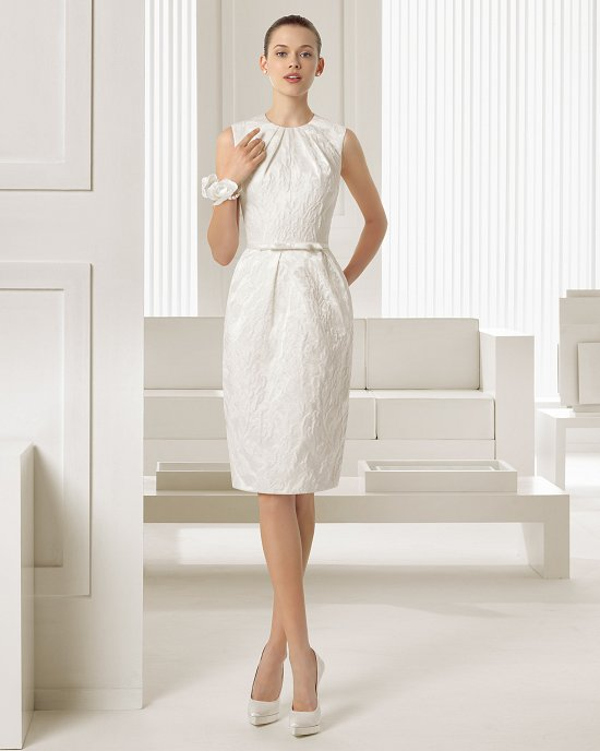 Коллекция свадебных платьев Rosa Clara 2015 фото №94