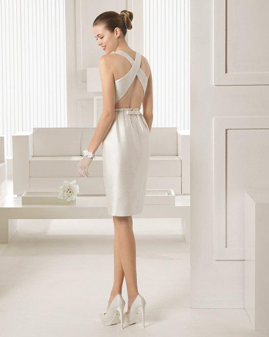 Коллекция свадебных платьев Rosa Clara 2015 фото №90