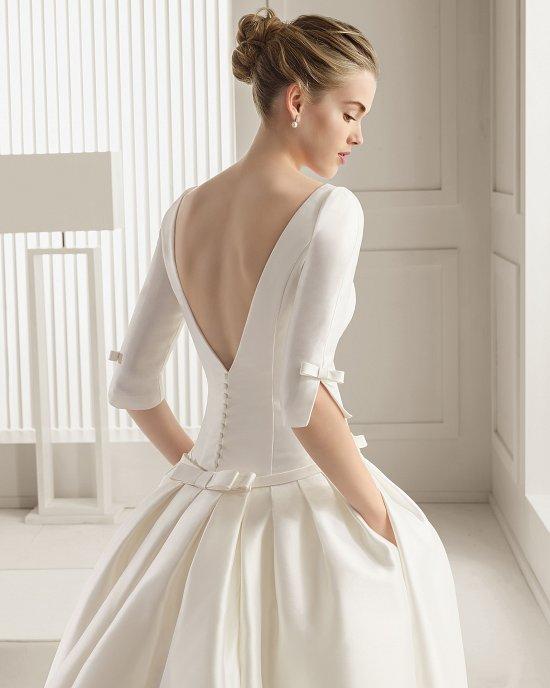 Коллекция свадебных платьев Rosa Clara 2015 фото №111