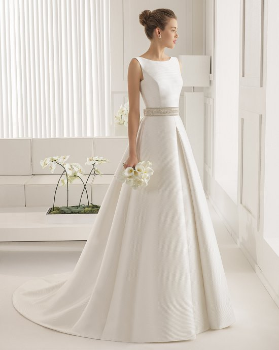 Коллекция свадебных платьев Rosa Clara 2015 фото №99