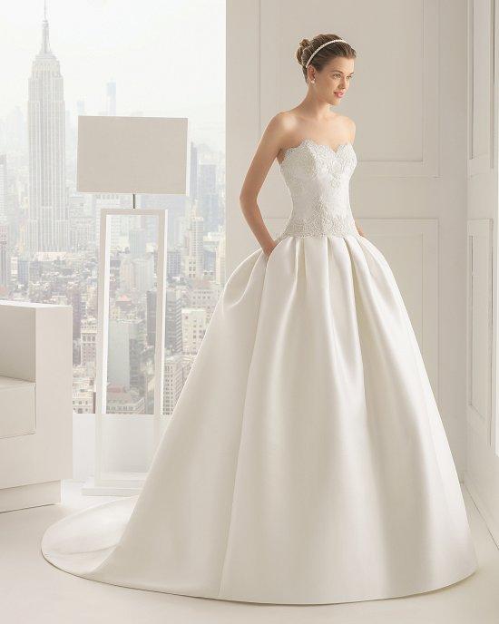 Коллекция свадебных платьев Rosa Clara 2015 фото №107