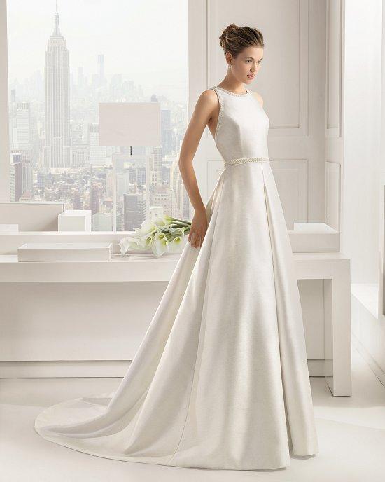 Коллекция свадебных платьев Rosa Clara 2015 фото №97