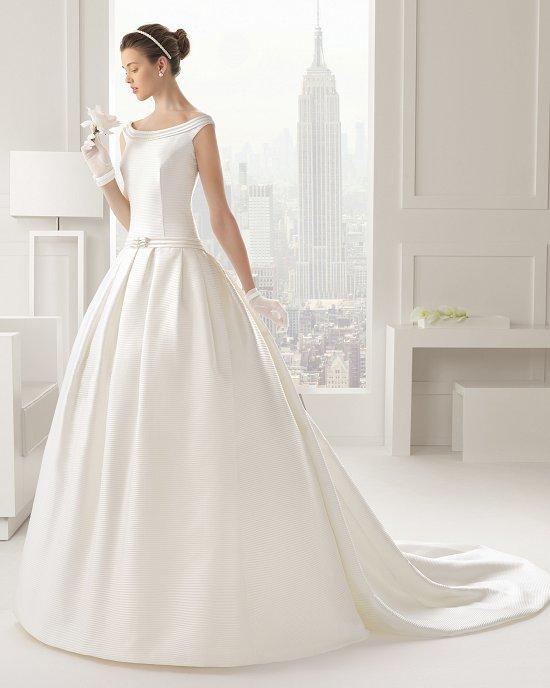 Коллекция свадебных платьев Rosa Clara 2015 фото №113