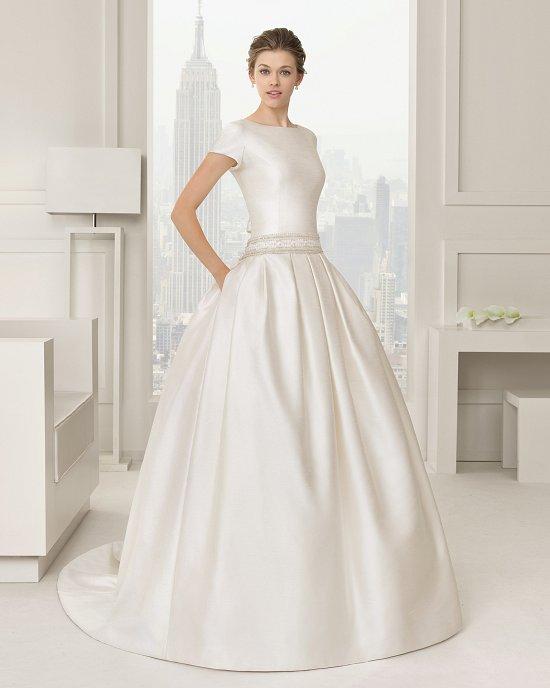 Коллекция свадебных платьев Rosa Clara 2015 фото №114