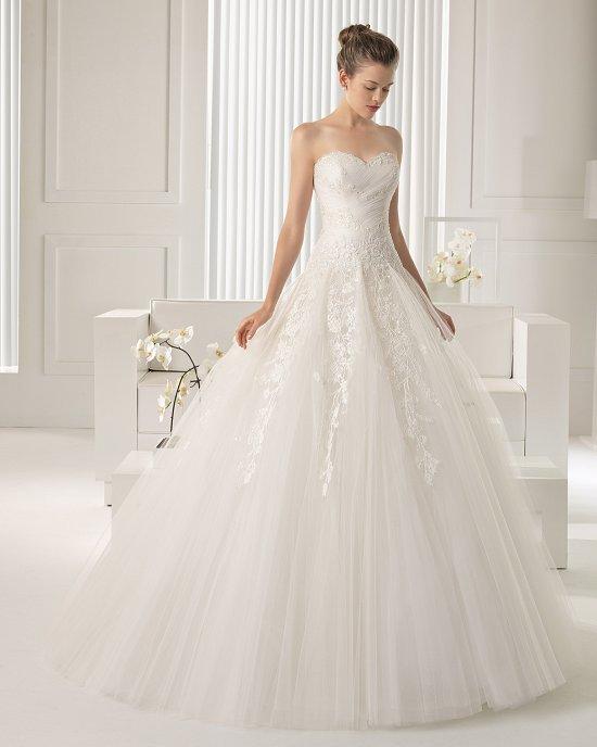 Коллекция свадебных платьев Rosa Clara 2015 фото №125