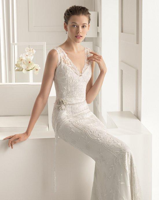 Коллекция свадебных платьев Rosa Clara 2015 фото №130