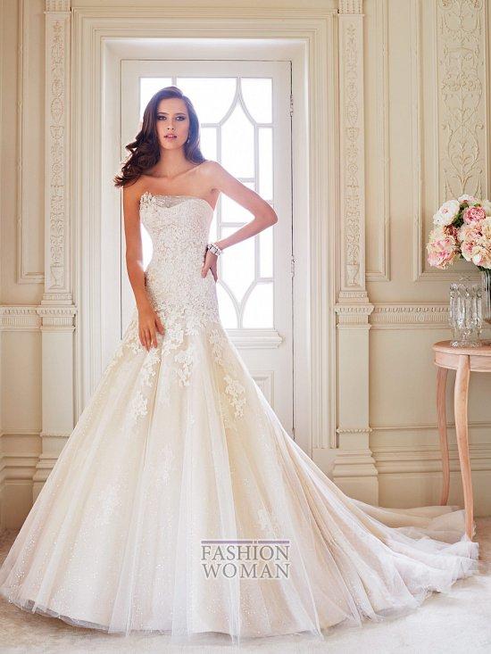Коллекция свадебных платьев Sophia Tolli осень 2014