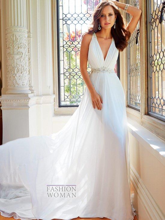 Коллекция свадебных платьев Sophia Tolli осень 2014 фото №13