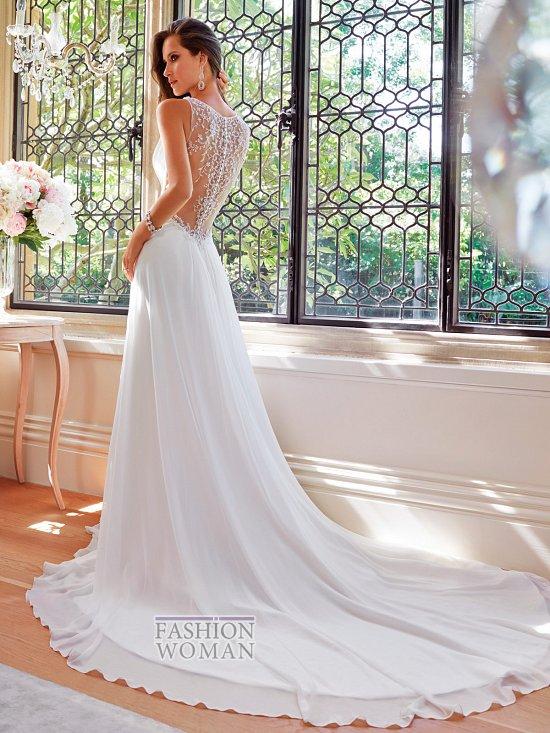 Коллекция свадебных платьев Sophia Tolli осень 2014 фото №14