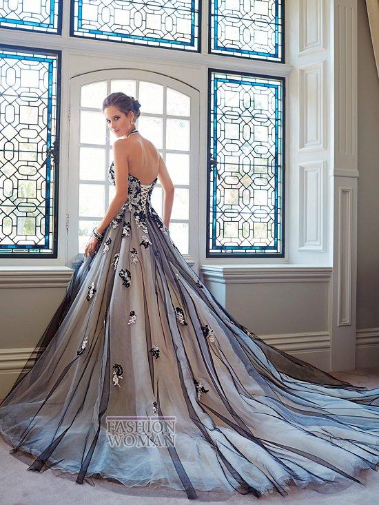 Коллекция свадебных платьев Sophia Tolli осень 2014 фото №16