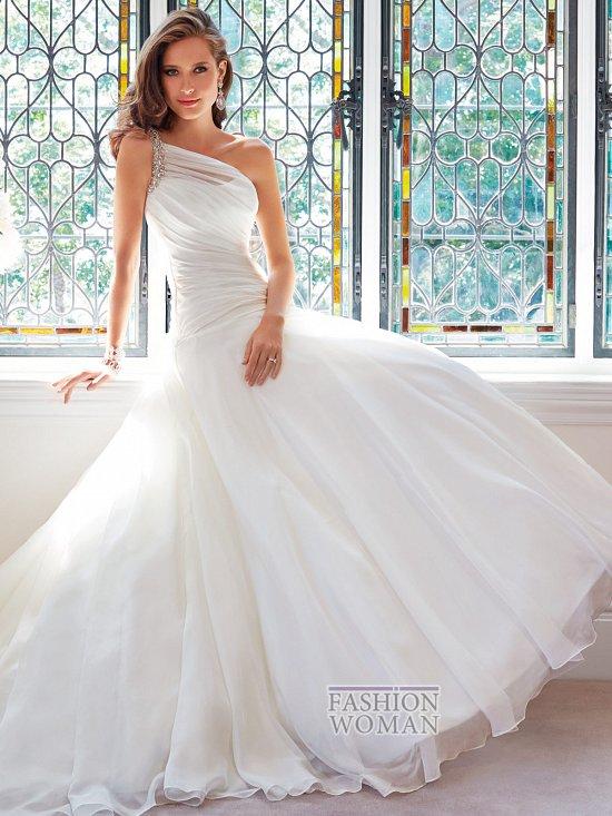Коллекция свадебных платьев Sophia Tolli осень 2014 фото №24